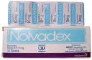 Buy Nolvadex 10mg - 30 tabs